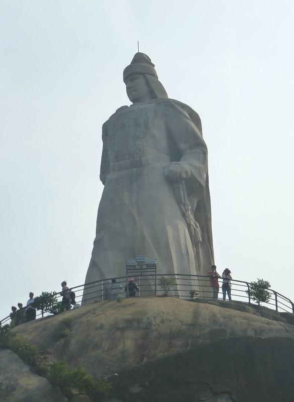 Fujian-Gulang Yu- Autour de l'ile-Koxinga-Monument Koxinga (3)
