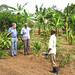 TAO Trustee visiting project in Uganda, 2009 by Trust for Africa's Orphans