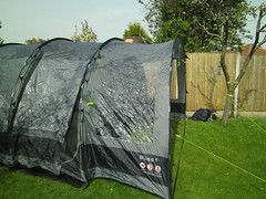 Test Pitch New Tent Ukcampsite Co Uk Camping Under
