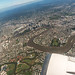 Flying over Brisbane by NettyA