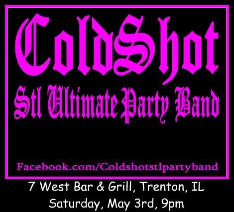 ColdShot 5-3-14