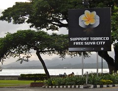 Support Tobacco and Free Suva