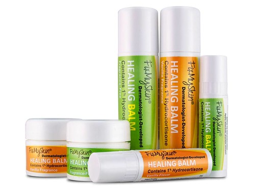 Joel Schlessinger MD and his son, Daniel, awarded a patent for FixMySkin Healing Balm