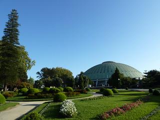 Obraz Jardins do Palácio de Cristal. sky portugal garden europa europe day clear porto cielo oporto jardín