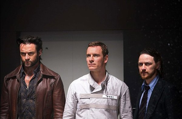 High Jackman, Michael Fassbender and James McAvoy change everything in X-MEN: DAYS OF FUTURE PAST.