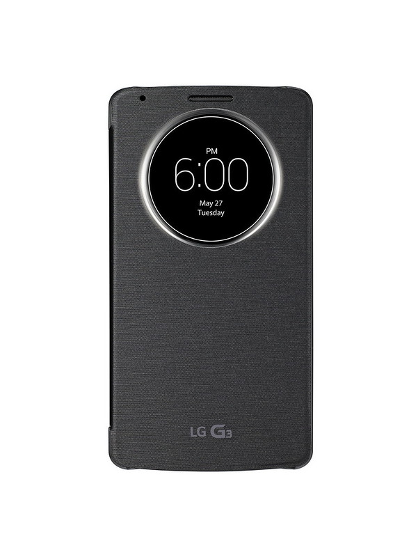 LG G3 - QuickCircle Case