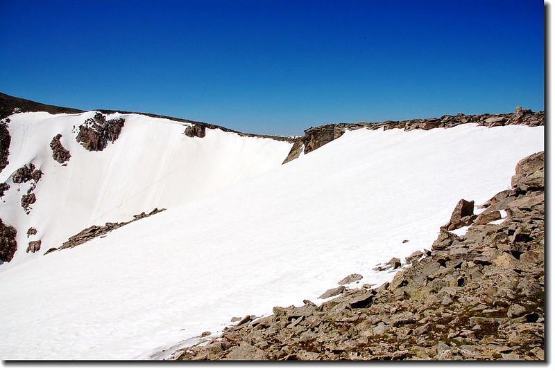 Tyndall glacier 1