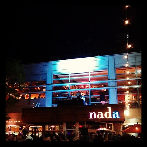 Cinco de Nada at nada with @genmae5 in downtown Cincinnati! #CincoDeMayo
