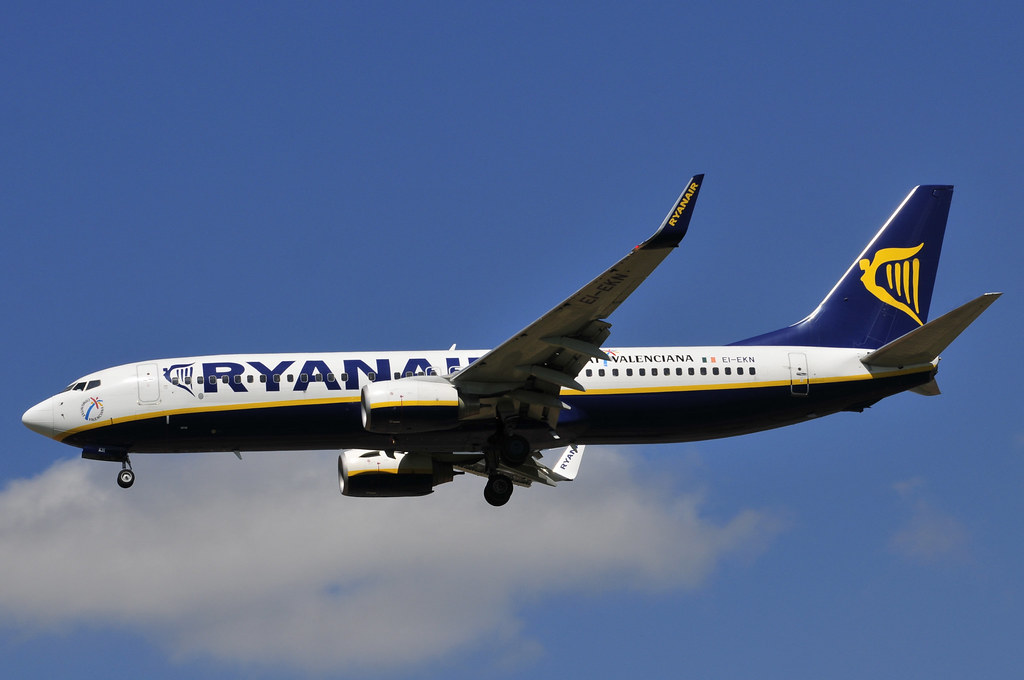 EI-EKN - B738 - Ryanair
