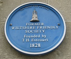 Photo of Blue plaque number 30829