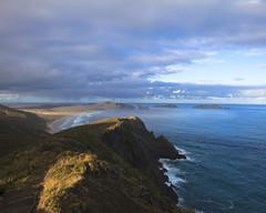 Tasman Sea (looking from Cape Reinga)