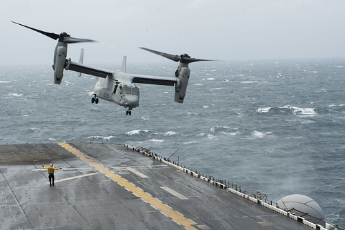 USS Bonhomme Richard Completes Search and Rescue Mission in Korea