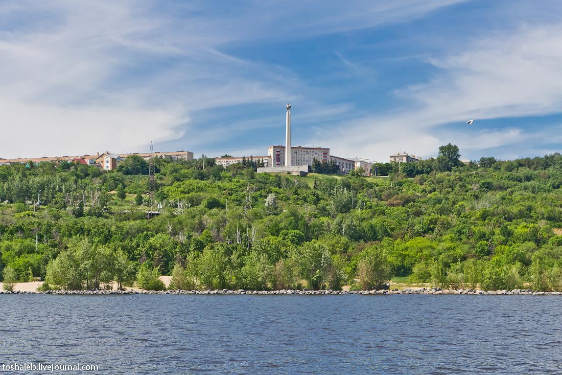 Куйбышевское водохранилище-18