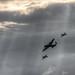 Battle Of Britain Flight Turning South by scalespeeder
