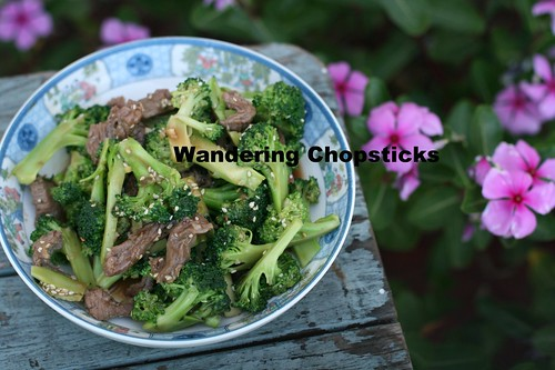Chinese Beef and Broccoli Stir-fry 15