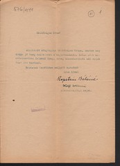 VI/5. Biringer Hugó és fia Biringer Imre Pál mentesítési ügye, 1944. július 30. - október 10. Holokauszt_emlékév_Limbus_536_f