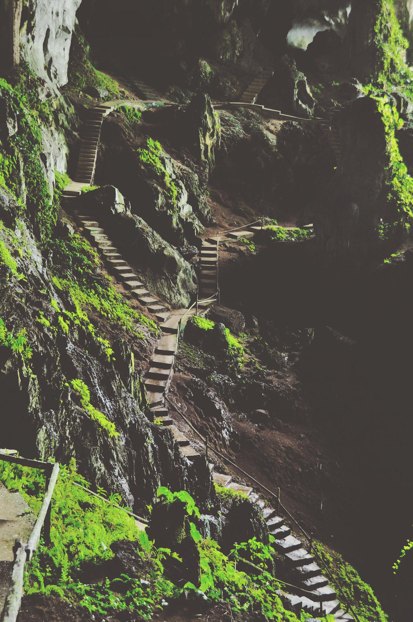 Gua Pari (Fairy Cave, Kuching)