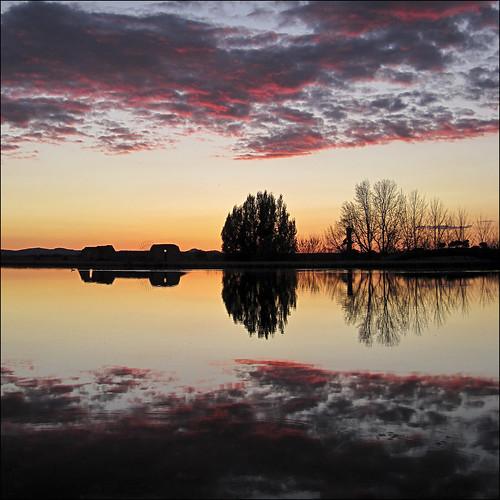 sunset clouds reflections contraluz cielo nubes cáceres reflejos nwn caceres malpartidadecáceres barruecos pwpartlycloudy