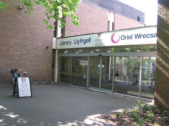 Llyfrgell Wrecsam