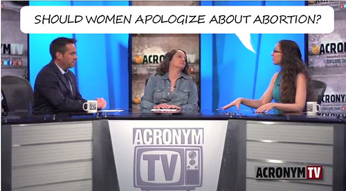 atv abortion apology