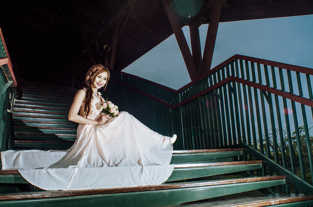所以這是送客-史黛拉婚紗外拍02-中都公園-1030608