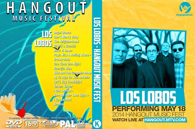 Los Lobos - Hangout Music Fest