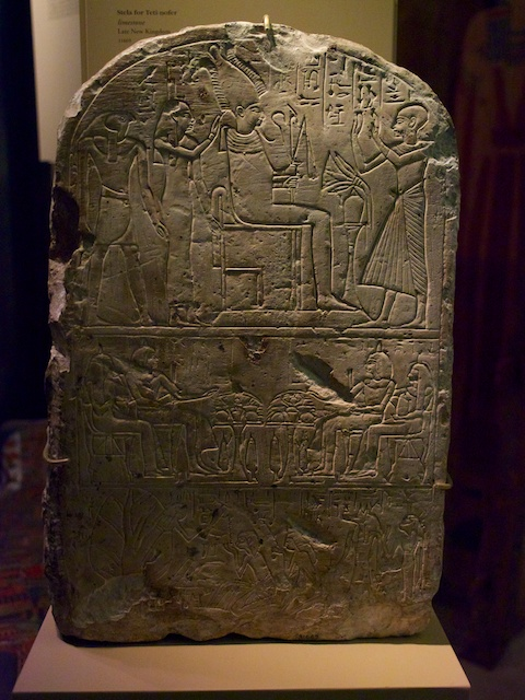 Stela for Teti-nofer