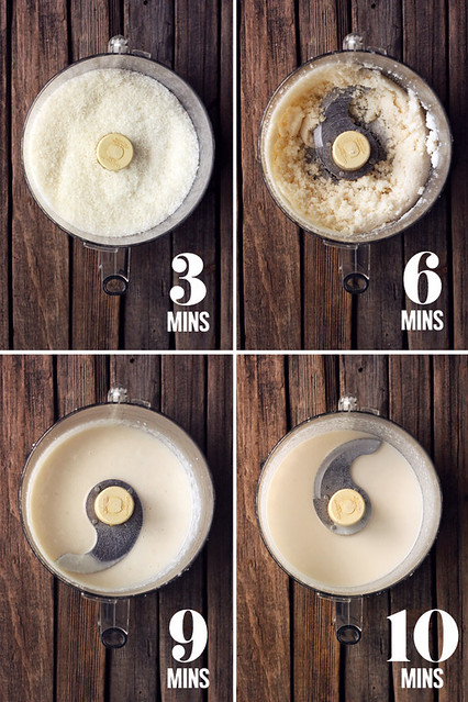 How-to Make Coconut Butter