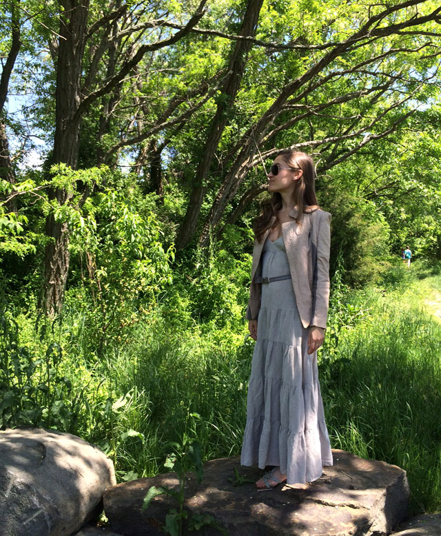 6 maxi dress summer style