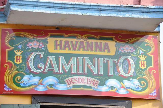 El Caminito - Buenos Aires - Argentina