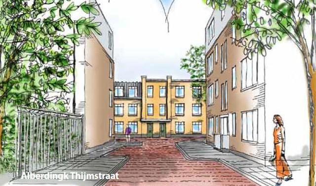 Vosmaerstraat Spangen 2 Venster Architecten