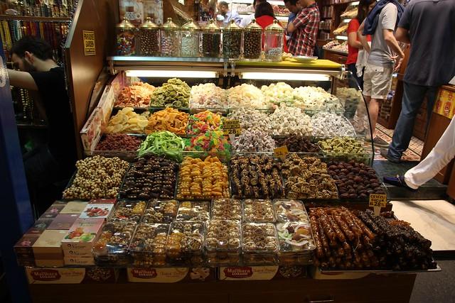 138 - Mısır Çarşısı (Bazar de las Especias)