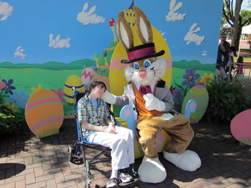Carowinds Easter 2012