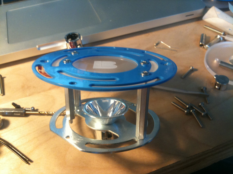 Bottom Plate Assembly