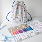Peter Rabbit bag & pen case
