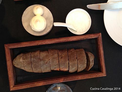 Giardino Ecco Brot Butter