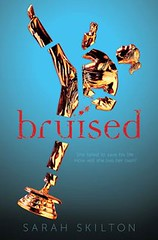 Bruised by Sarah Skilton book cover.