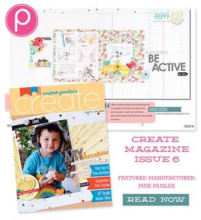 CreateMagazine @createmagazine @pinkpaislee