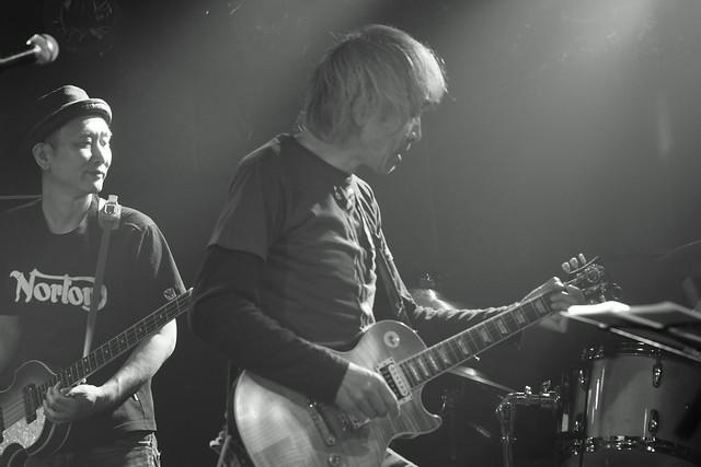 ファズの魔法使い live at Outbreak, Tokyo, 23 May 2014. 145