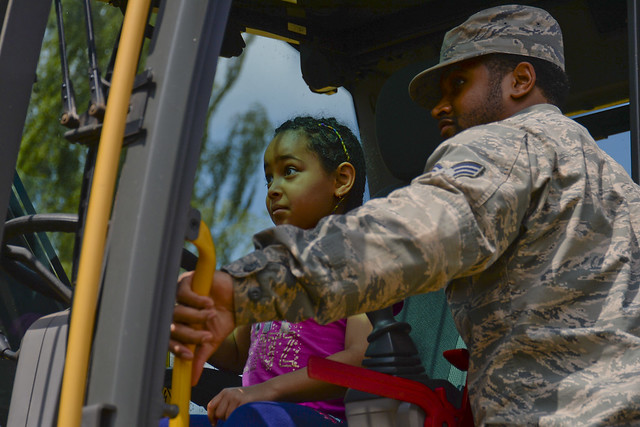 'This is SO Awesome!' 52nd CES Career Day