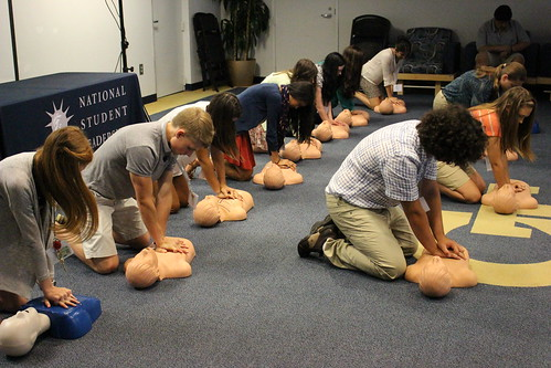 Medicine & Health Care | CPR Training & Certification | NSLC at Georgia Tech