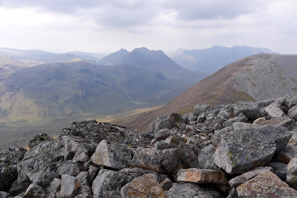 Beinn Deargs and An Teallach