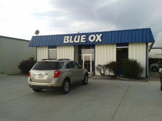 Blue Ox in Pender, Nebraska