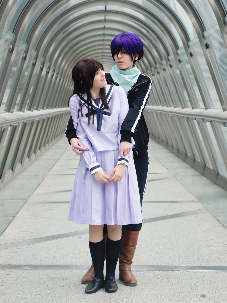 related image - Shooting La Défense - Noragami - 2014-06-01- P1860925