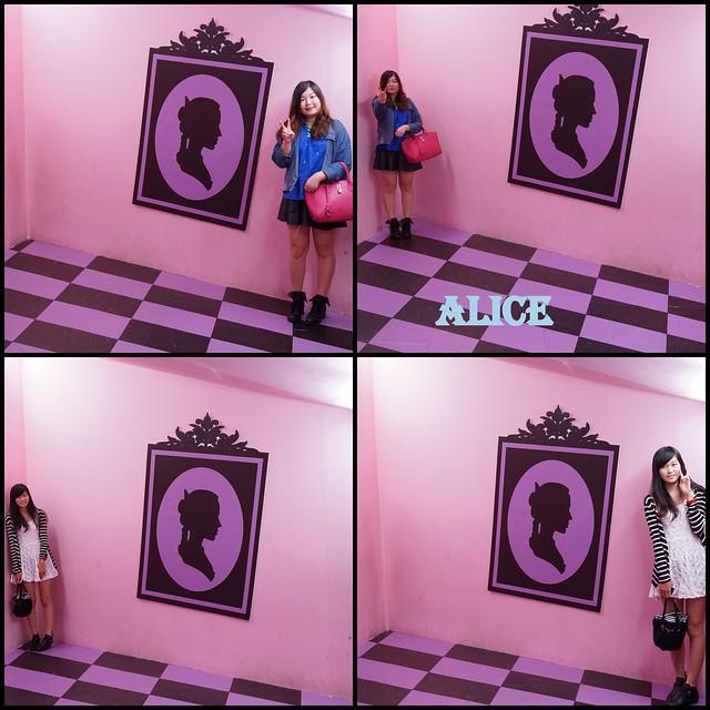 【科博館】兩個不小的少女遇見迷路的Alice小女孩 @ 小出走。旅人不會喝咖啡 :: 痞客邦 PIXNET ::