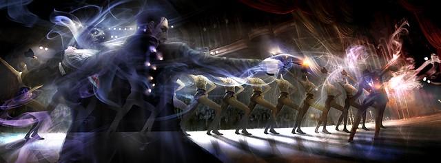 Murdered: Soul Suspect Concept Art