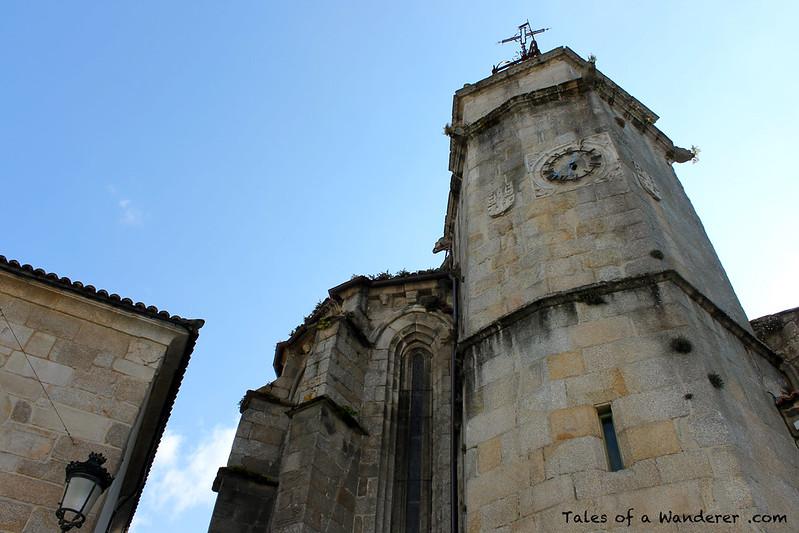 BETANZOS - Igrexa de Santiago