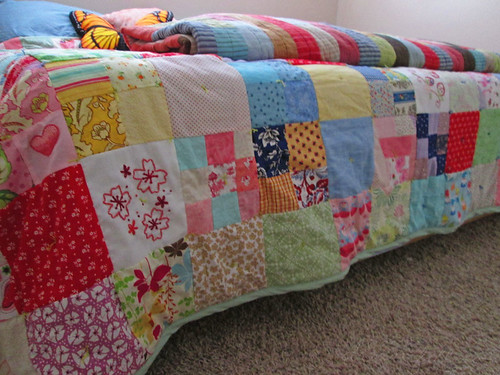 quilt side