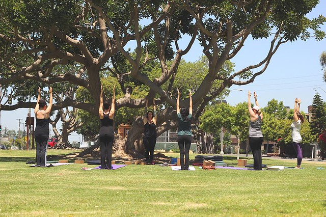 Yoga and Yummies - Yoga Class and Gluten-free Potluck Meet-up