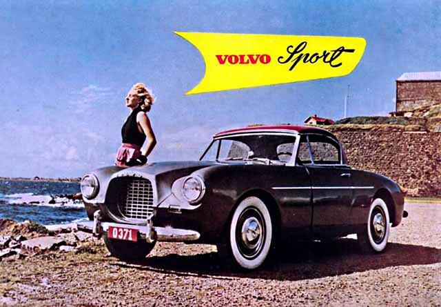 Volvo P1.900 Sport